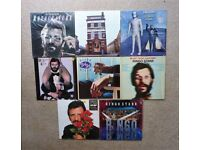 RINGO STARR - 8 LPs in Mint Condition - Beatles Collectors interest - never upgrade.