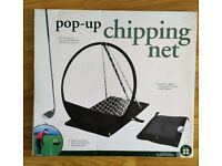GOLF - POP UP CHIPPING NET Boxed with instructions. UNUSED