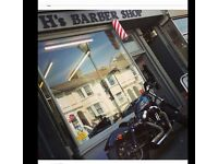Barber wanted for busy Hove shop