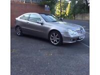 2004 54 Mercedes-Benz 1.8 C200 Kompressor SE Auto *Private plate/full service history*