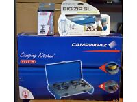 Camping Equipment All Brand New and Boxed/Sealed, I will not separate.