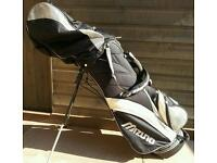 Mizuno mp37 irons, all in good used condition 2,3,5,6,7,8,P with bag!