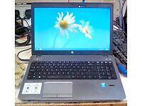 HP ProBook G1 450 laptop Intel Core i5 4TH generation CPU
