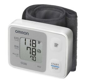 Omron quality wrist blood pressure monitor