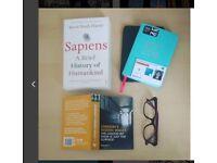 Lost Prescription Glasses | Vogue | Purple Frames| Warren Street