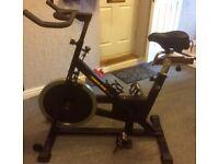Proteus spinning bike