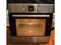 BOSCH HTHB23 Self-cleaning oven