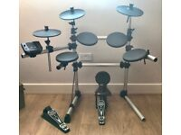 AVAILABLE Session Pro DD405D Electric Drum Kit