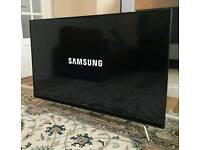 49in Samsung 1080p LED TV FREEVIEW HD WARRANTY