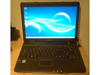 Acer / emachines D620, 2Gb ram, wifi, Windows7 and office