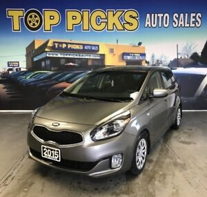 2015 Kia Rondo Automatic, One Owner, Low Mileage, Accident Free!