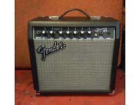 fender frontman 15r guitar amplifier