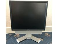 Dell 19 inch Monitor with Sound bar