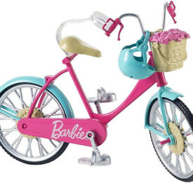 Brand New in Box Barbie Doll ESTATE Bike Toy