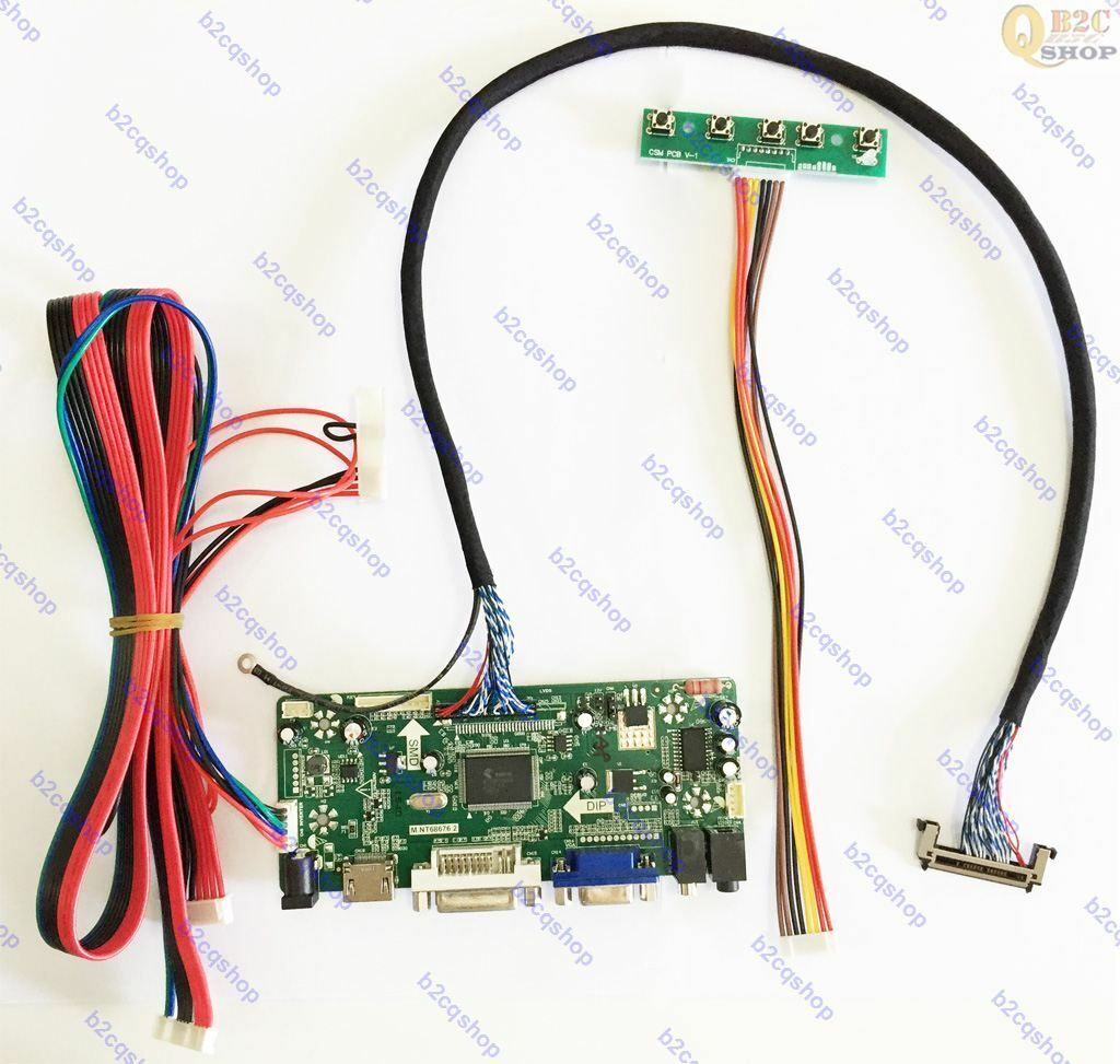 Hdmi Dvi Vgalcd Controller Driver Converter Kit For 1920x1080 To Vga Adapter Schematic T420hvn011
