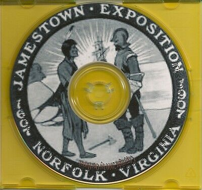 Jamestown Tercentennial Exposition, Norfolk, VA 1907