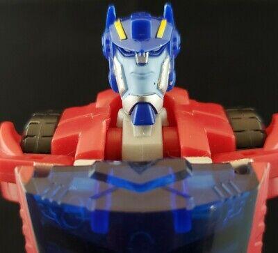 Hasbro Transformers Animated Deluxe - Autobot Leader Cybertron Mode Optimus Pri…