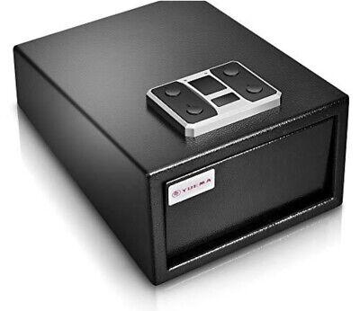 YuemaGun Safe SD-01, Key Lock, Combination Lock - Trapezoid design