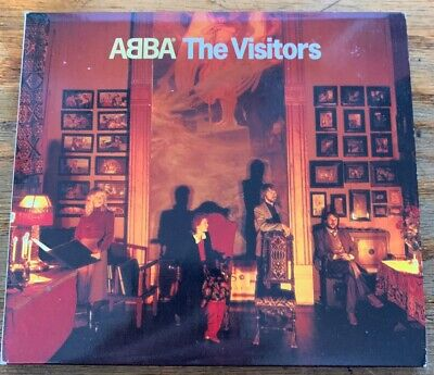 ABBA The Visitors CD by Polar Music 2001 Very Nice Shape