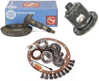 "09-13 Chevy Silverado GM 8.6"" 3.42 Ring and Pinion TracRite Posi AAM Gear Pkg"