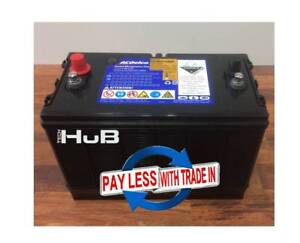NEW HUGE 110ah DEEP CYCLE / MARINE / AUX Battery ACDelco HCM31SMF