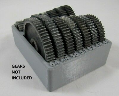Change Gear Rack For 6 X 18 Atlas 618 Metal Lathe - Sears Craftsman 101 Or 109