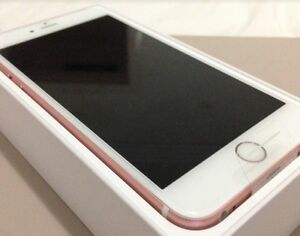 Brand new iPhone 6s 64gb Rose Gold Sydney City Inner Sydney Preview