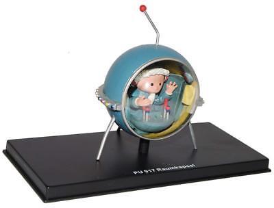 DDR Sandmännchen Modell Raumkapsel PU 917 Spacecraft Space Capsule