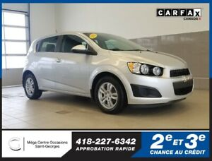 2015 Chevrolet Sonic LT / Automatique