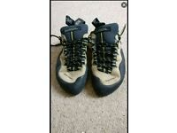 Boreal women climbing shoes size 3 to 3.5