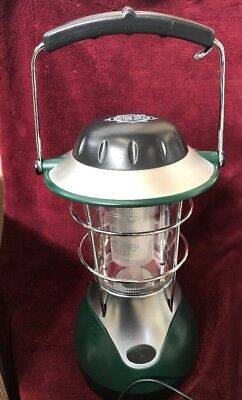 GUIDE GEAR LED Camping Lantern wind up plus Adapter no box (6c) ()