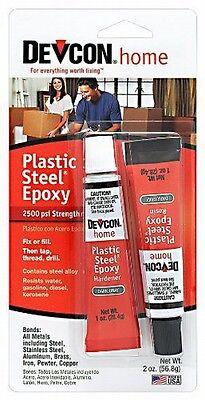 Itw Devcon 52345 12 Pack S-5 Plastic Steel Epoxy