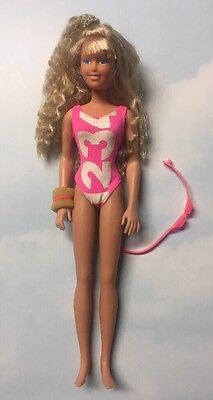 Hasbro Maxie Doll With Clothes 1980s  1987 Makin' Waves #334