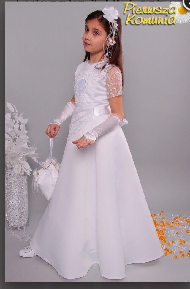 amazing price brand new super cheap First Holy communion dress | in Plymouth, Devon | Gumtree