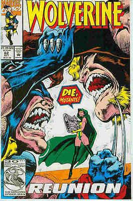 Wolverine # 62 (Mark Texeira) (USA, 1992)