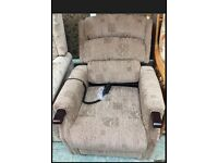 Riser Recliner Electric Double motor chair (Brand new)