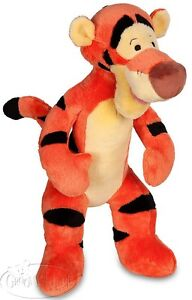 Disney Winnie the Pooh TIGGER Large Premium Plush Stuffed Doll Tiggerific x NEW