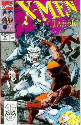 X-Men Classic # 46 (reprints Uncanny X-Men 140) (USA, 1990)