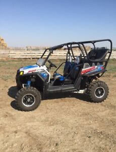 2012 Rzr XP 900 eps 4 seater!