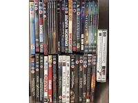 BUNDLE of 30 DVD's and 3 PS3 Games - £20