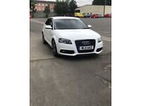 Audi A3 2011 black edition immaculate top spec !