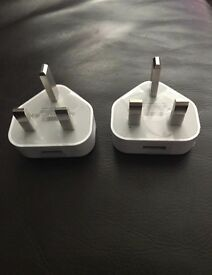 Apple USB plugs