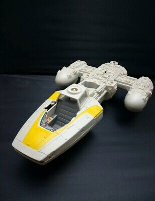 Y-Wing Vehicle  Incomplete Vintage Star Wars incomplete Kenner