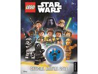 Lego Star Wars Annual 2018