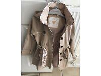 Girls jacket age 5-6yr
