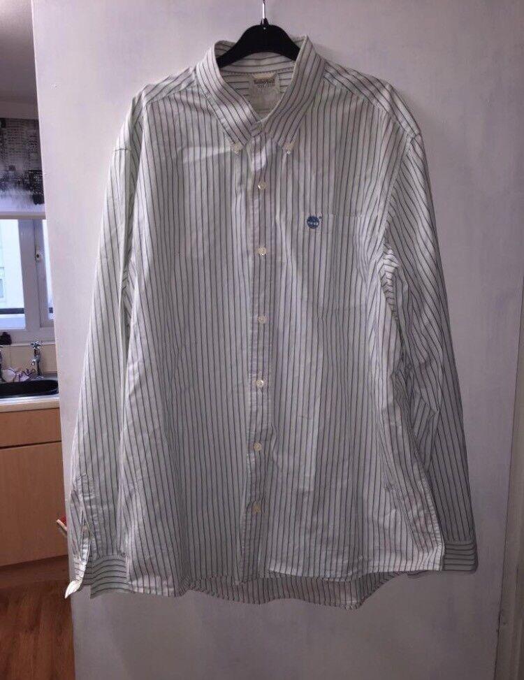 Men's timberland shirt xxl