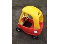 Fisher price outdoor Child toy car worth £50