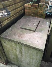 Coal bunker - free for collector