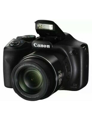 Canon Powershot SX540 HS Digital Bridge Camera 20MP 50x Zoom, Full HD Movies