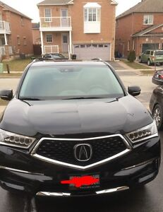 TAKE OVER MY 2017 ACURA MDX LEASE